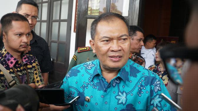 Pedagang Pasar Baru Protes Buka Tutup Jalan, Wali Kota Bandung: Saya Utamakan Kesehatan