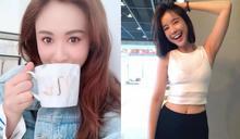 李佳穎、吳姍儒分享夏日瘦身飲品 「減肥成功就是這樣喝的」