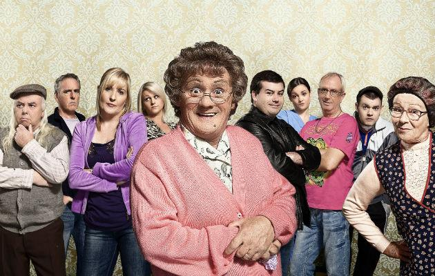 Mrs Brown's Boys film confirmed