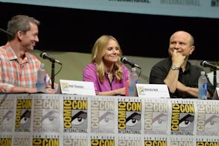 Marshmallows Get Their First Look at the 'Veronica Mars' Movie at Comic-Con [Video]