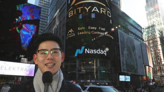 Rafael Zhou, Head of Business Development Bityard. Dok: Bityard