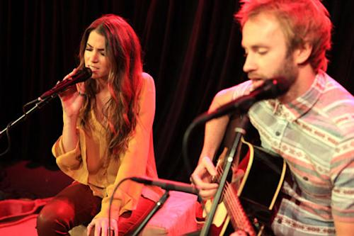 Paul McDonald & Nikki Reed Premiere Their 'Twilight' Theme, New EP At Yahoo!