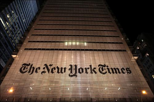 NY Times Revenue Declines; Will Offer Newly Priced Digital Subscriptions