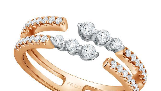 Blaze Ladies Ring | dok. Frank & Co