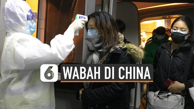 VIDEO: Selain Corona, Ini Wabah yang Pernah Ada di China