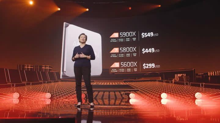 Ryzen 5000 CPU pricing