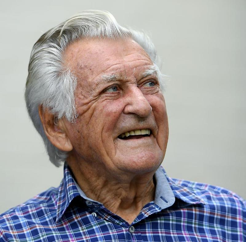 The late Bob Hawke planned to vote in the federal election but didn't make it.