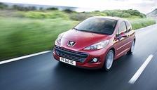2011 Peugeot 207 3D