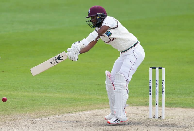 England lead West Indies by 219 heading into final day