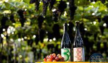 用巨峰釀氣泡紅酒 威石東酒莊挑戰鮮食葡萄極限