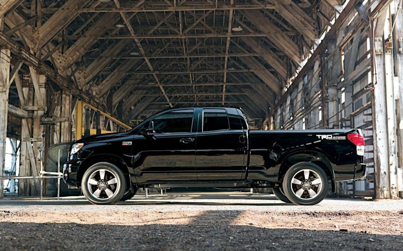 2013 Toyota Tundra doubles as workhorse and cruiser