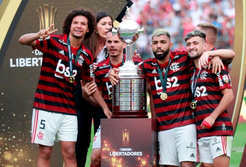 Flamengo lift Copa Libertadores with last-gasp River Plate win