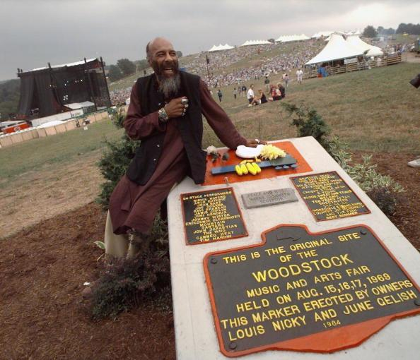 Richie Havens, First Artist to Play Woodstock, Dead at 72