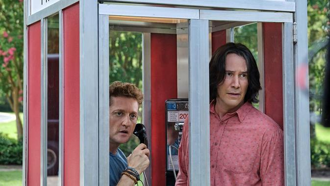 Film Bill and Ted Face The Music. (Foto: Orion Pictures/ IMDb)