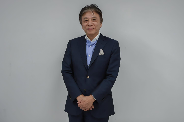 岡村秀樹表示,JeSU除了推廣日本電競,也跟IESF等國際團體攜手,期待將電競項目納入奧運。圖:陳宣如/攝