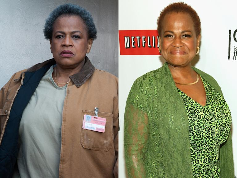 """Orange is the New Black"": Michelle Hurst"