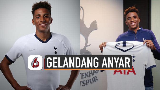 VIDEO: Fakta Kedatangan Gedson Fernandes di Tottenham Hotspur