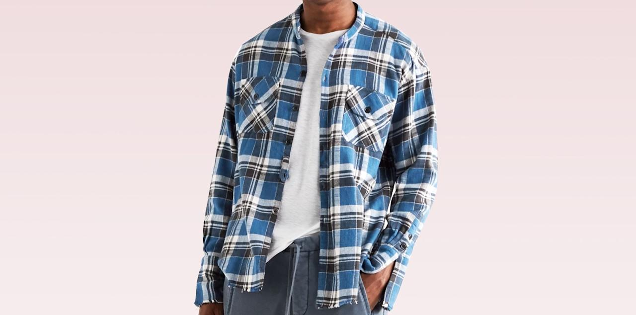 """<p class=""""body-dropcap"""">Man, is there any one wardrobe staple that's had a rougher go of it recently than the flannel? I mean, shit. First it finds itself co-opted by the selvedge-worshipping American masses (read: a tiny subset of extremely online dudes way too excited at the idea of making a pilgrimage to the Cone Mills factory or something) only to resurface a few years later as streetwear's latest favorite canvas a la labels like Pyrex Vision. (You remember those Rugby blanks, man? Better times.) </p><p>Right about now, the flannel's probably feeling a bit confused. Isn't its status as an iconic, generation-spanning emblem of disaffected youth enough? I'd be a little lost too, to be honest. Fuck, are we inadvertently responsible for the flannel's existential crisis? I can't have that shit weighing on my conscience, dude. We need to set the record straight, like, now. </p><p>The truth is, the flannel's wide-ranging appeal speaks to the timeless nature of its design. There really <em>is</em> one for everyone, from your grungy younger brother, who prefers his long and slouchy, to your deeply disappointed dad, who prefers his sturdy and substantial enough to stand up to the residual debris it'll encounter as an accessory to any grisly household chores. And to flannels everywhere: My sincerest apologies on behalf of menswear enthusiasts around the world for the last decade or so. You <em>are</em> enough. And you're perfect just the way you are. Don't ever change. </p>"""
