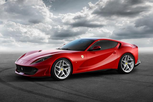 With a top speed of 211 mph, Ferrari's 812 Superfast is exactly that