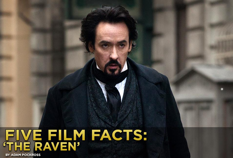Five Film Facts The Raven