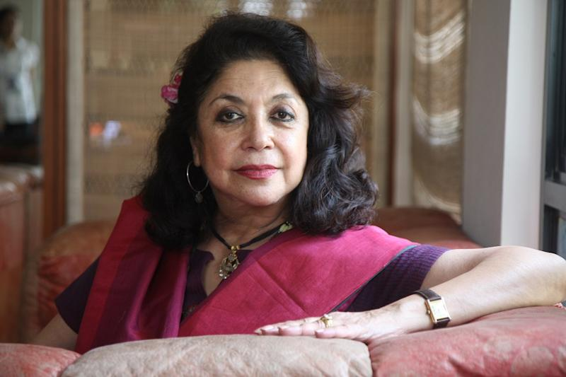 Ritu Kumar. (Photo by Raj K Raj/ Hindustan Times via Getty Images)