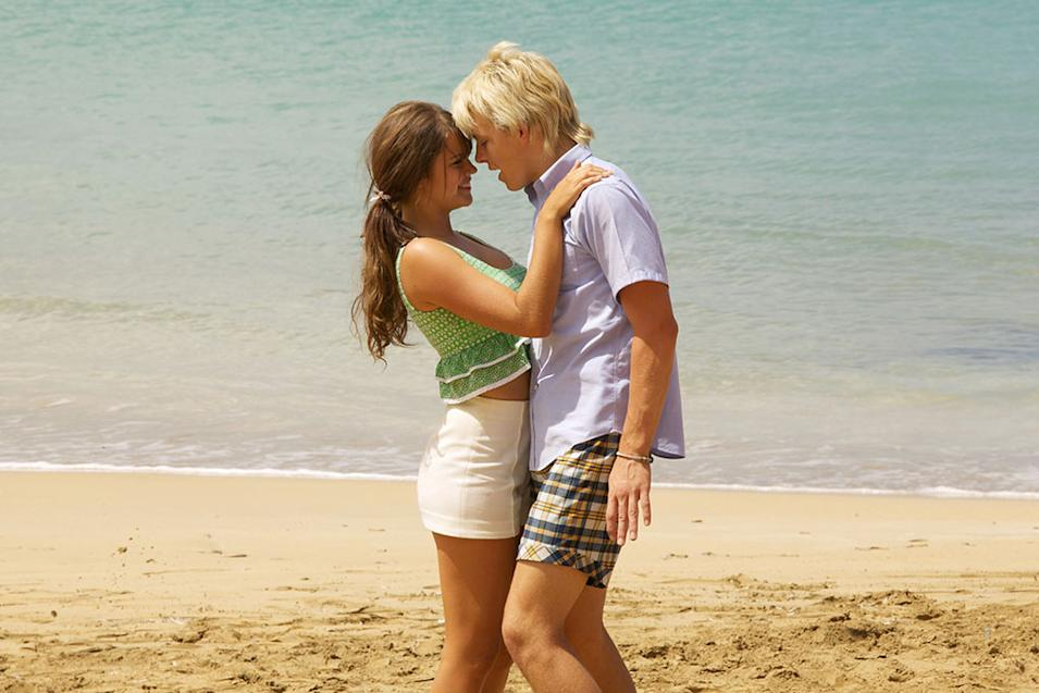 MAIA MITCHELL, ROSS LYNCH