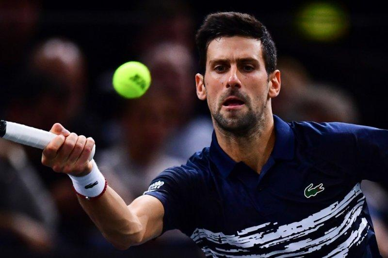 Djokovic atasi Berrettini pada ATP Finals 2019