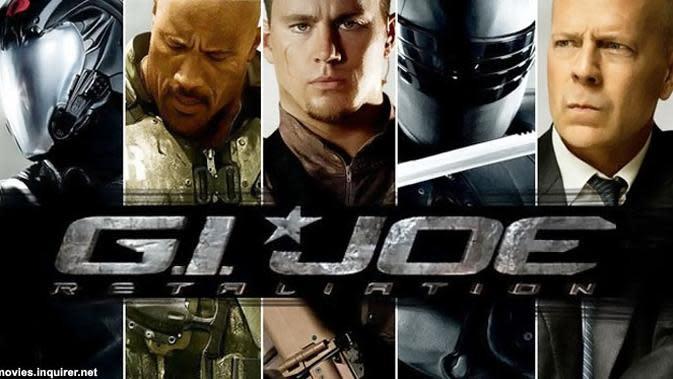 G.I. Joe. (Paramount)