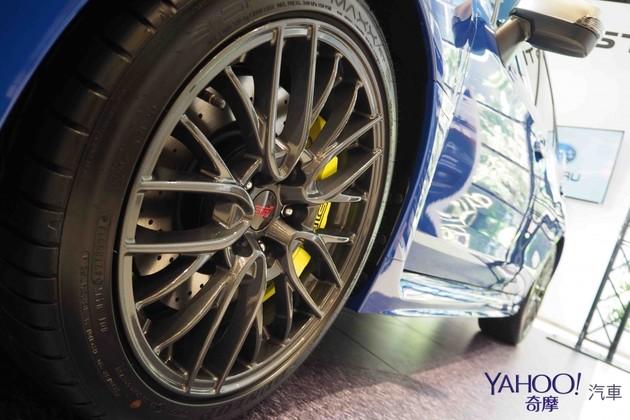 Subaru轎跑三巨頭即時進化!小改款Levorg、WRX、WRX STi同步發表