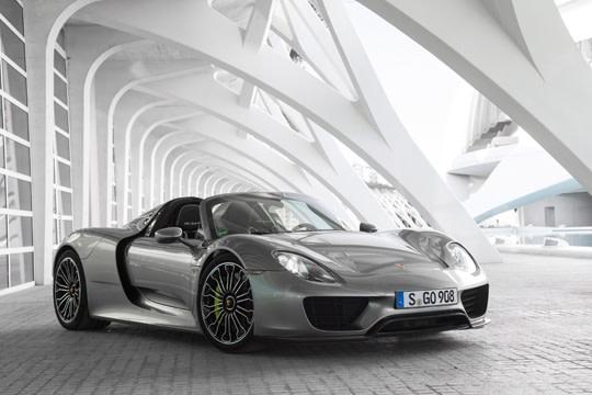 Porsche計劃中置引擎 直攻458 Italia