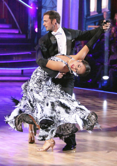 William Levy and Cheryl Burke (5/7/12)