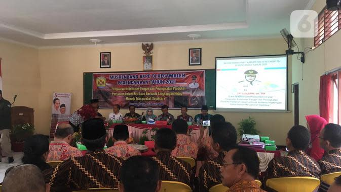 Musrenbang Tanggungharjo 'Diintervensi' Mahasiswa