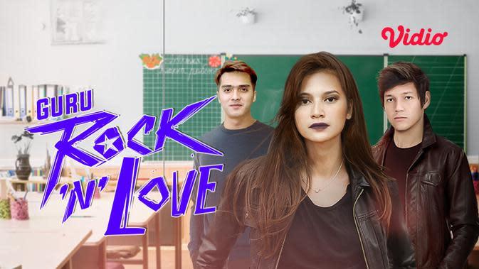 Guru Rock n Love bisa ditonton lagi di aplikasi streaming Vidio. (credit: Vidio)