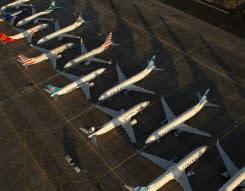 CEO baru beri tahu staf bahwa Boeing harus 'transparan'
