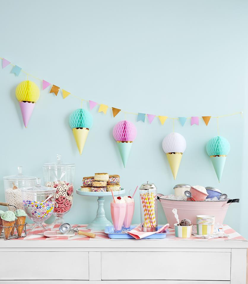 """<p>Any day is a good day for a party, right? Whether you're <a href=""""https://www.countryliving.com/entertaining/g30732918/spring-party-themes/"""">celebrating the season</a> with fresh, fragrant florals and a fancy dinner spread, or preparing to welcome a new addition to your family with a <a href=""""https://www.countryliving.com/entertaining/g742/baby-shower-ideas-0309/"""">baby shower</a>, the reasons to be festive are positively endless. Beyond the beautiful <a href=""""https://www.countryliving.com/food-drinks/g4296/homemade-birthday-cake-ideas/"""">homemade birthday cakes</a>, cupcakes, and other delicious pastries, gatherings with friends also prove to be opportunities to show off your craft skills (especially when the occasion calls for a fun theme). A party is an excuse to decorate with streamers, balloons, and over-the-top decor, and of course a chance to open gifts, pop champagne, and indulge in sweet treats. (When it comes to party planning, more is more.)</p><p> One particular type of party is especially exciting: a birthday party. There are so many <a href=""""https://www.countryliving.com/entertaining/g28108095/best-birthday-party-ideas-for-girls/"""" target=""""_blank"""">birthday party ideas for girls</a> and, conversely, clever <a href=""""https://www.countryliving.com/entertaining/g27969681/best-birthday-party-ideas-for-boys/"""" target=""""_blank"""">birthday ideas for boys</a>.  But out of all the birthdays, a first birthday is pretty darn magical. Not only is it a baby's first introduction to the traditional cake, candles, and presents, but it also serves as the perfect occasion for parents and friends to throw a fun (and adorable) gathering for their little one. From animal themes to chic florals and every storybook tale in between, the possibilities are endless. Flip through these idea-starters to find the perfect party for your child's first birthday celebration.</p>"""