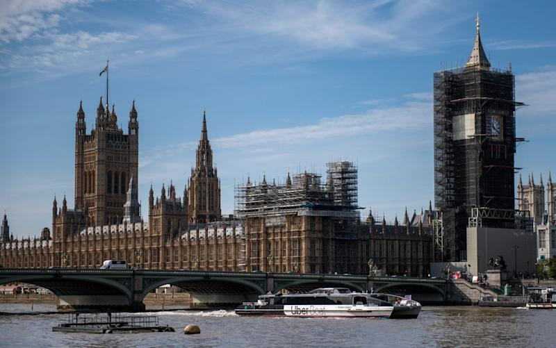 A spokesman confirmed that 'alcohol will not be sold after 10pm anywhere on the parliamentary estate' - Chris J Ratcliffe/Getty Images Europe