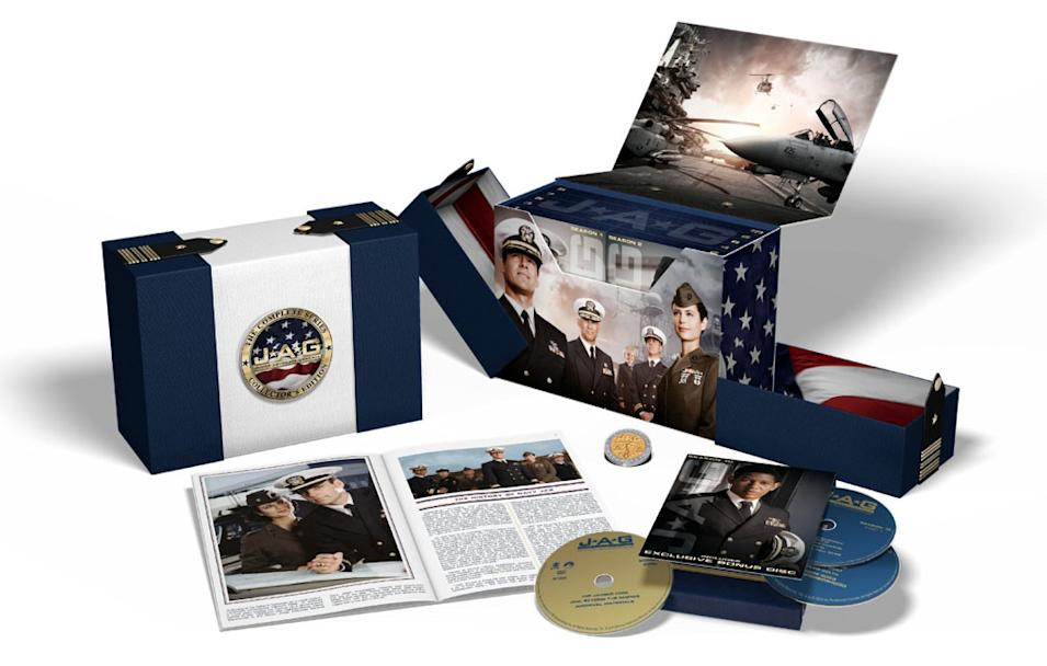 """JAG: The Complete Series"" (Paramount Home Video)"