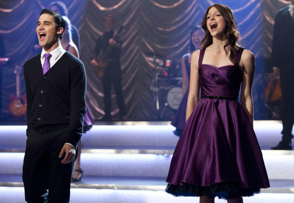 """Glee"" -- ""All Or Nothing"""
