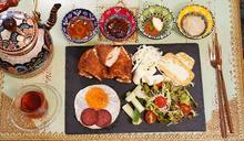 深水埗新開民族x旅遊主題餐廳 特色土耳其早餐+異國風菜式