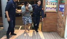 笑氣藏車內拒檢逃逸 警窮追1小時半逮捕到案