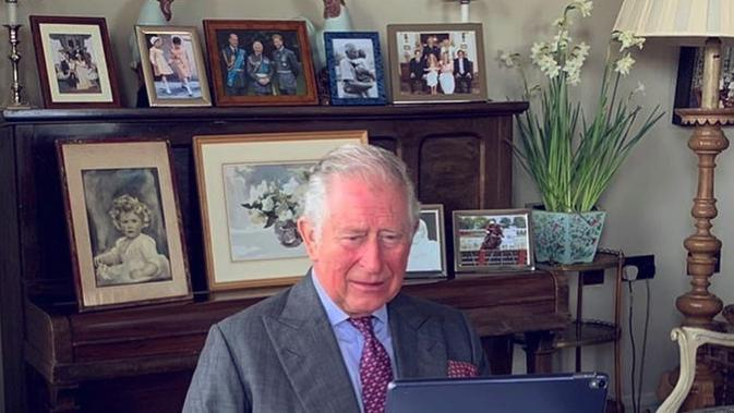 Pangeran Charles. Sumber foto: Instagram Royal Family.