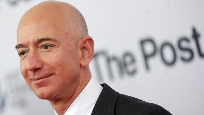 Jeff Bezos (AP PHOTO)