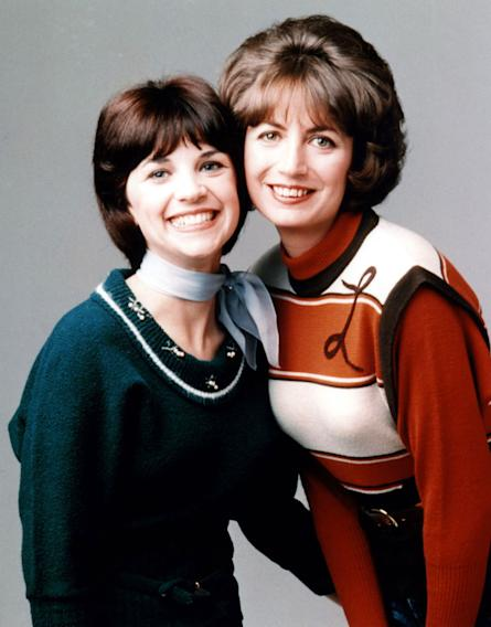 Laverne De Fazio and Shirley Feeney (Laverne & Shirley)