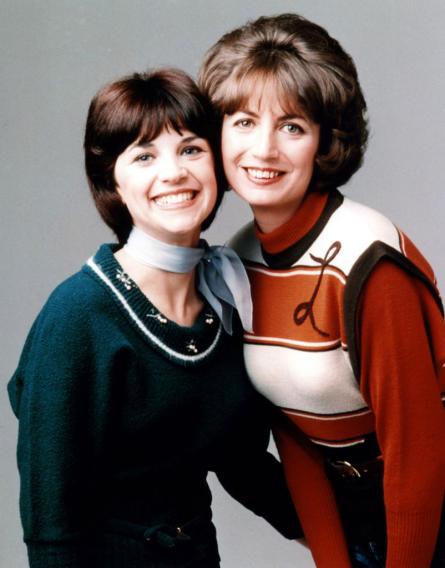 Laverne De Fazio and Shirley Feeney (Laverne & Shirley)