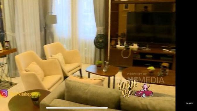 Potret rumah Pasha Ungu. (YouTube via Kapanlagi.com)