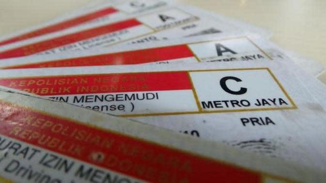 Polisi Gratiskan Pengurusan SIM Tenaga Medis Covid-19 di Wisma Atlet