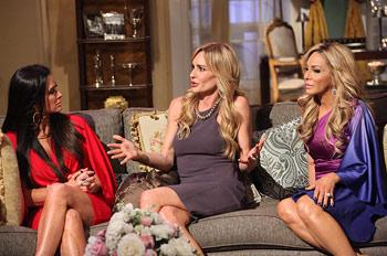 'Real Housewives of Beverly Hills': Most Memorable Moments From the Reunion (Part 1)