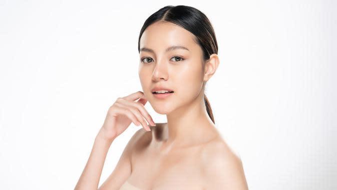 Ilustrasi Kulit Wajah yang Terawat Credit: pexels.com/pixabay