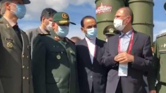 Amerika Gigit Jari, Iran dan Rusia Gencarkan Kerjasama Militer