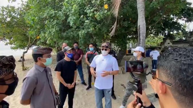 Ketua MPR Dorong Para Tour Guide Ikut Edukasi Turis Jalankan Protokol Kesehatan